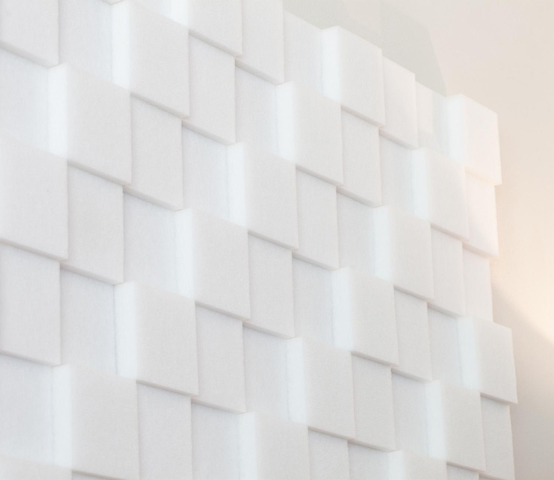 schallabsorber weiß details